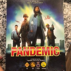 NWOT Pandemic Board Game